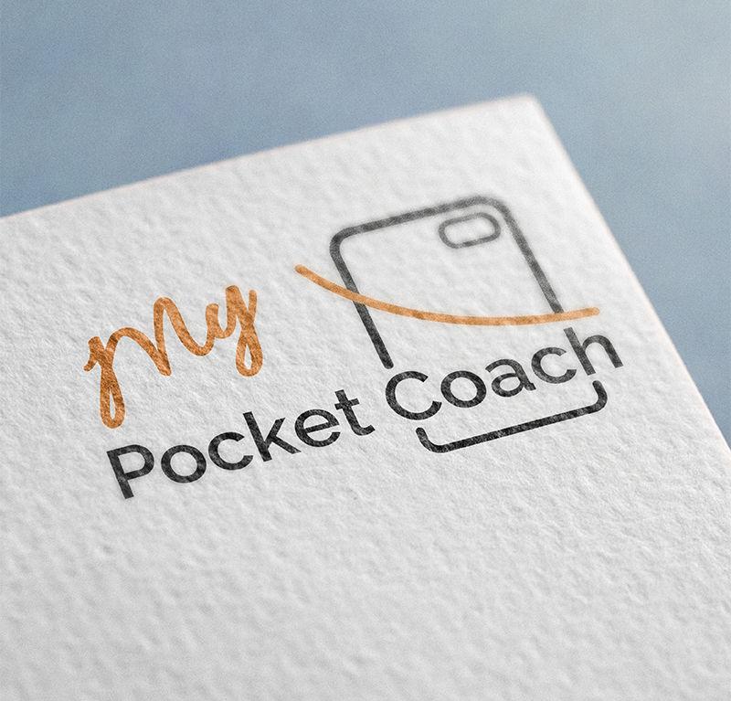 My pocket coach logo
