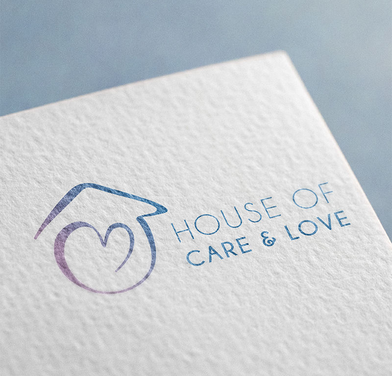 House of care and love logo