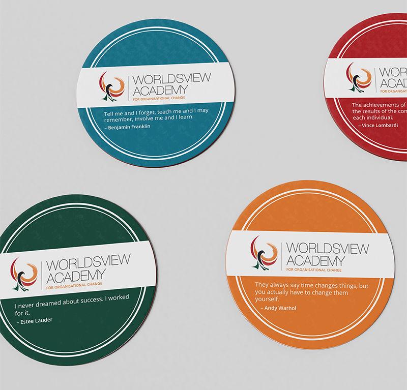 Worldsview Academy Coasters