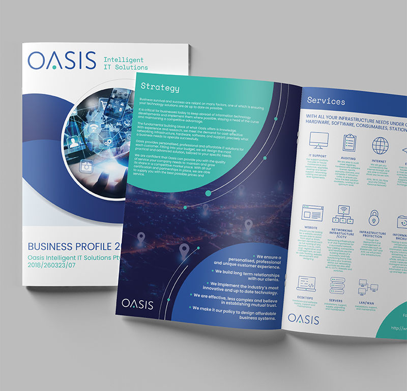 Oasis Intelligent IT Solutions Business Profile