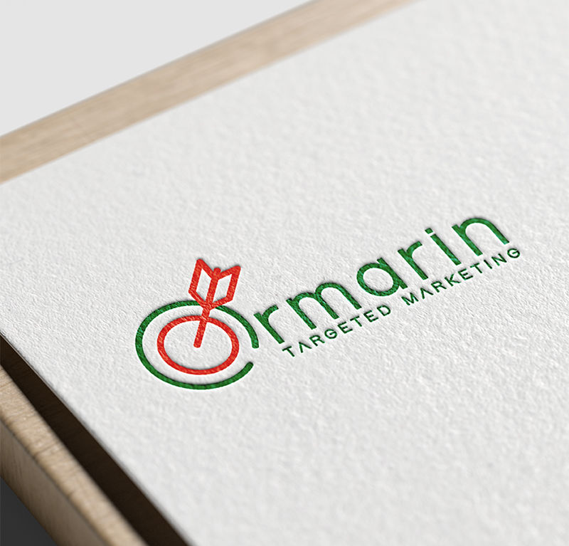 Ormarin Targeted Marketing Logo