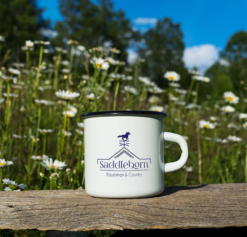 Saddleborn Equestrian & Country logo