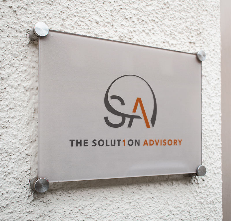 The Solut1on Advisory logo